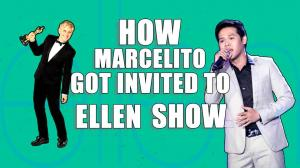 How Marcelito got invited to Ellen Show image
