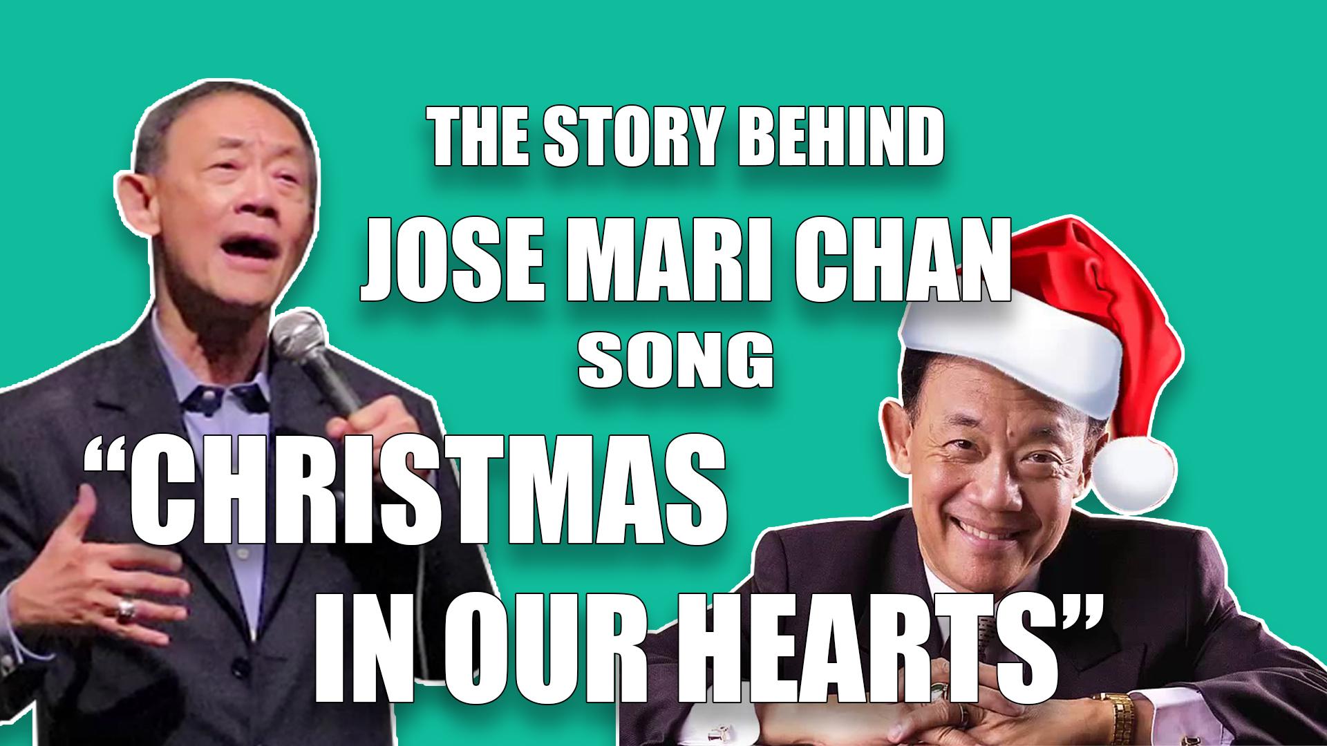 The Story behind Jose Mari Chan\'s Christmas Hit Song \