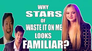 Why Stars of Waste It On Me  Looks Familiar image