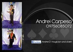 Andrei Miguel Carpeso                                             thumb image 1